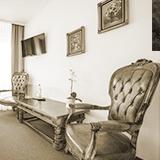 Hotelzimmer Bad Wimpfen