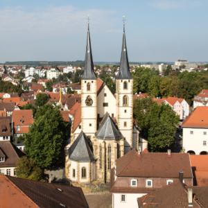 Evangelische Stadtkirche Bad Wimpfen