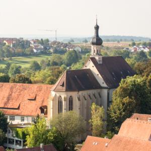 Katholische Pfarrkirche Heilig Kreuz Bad Wimpfen