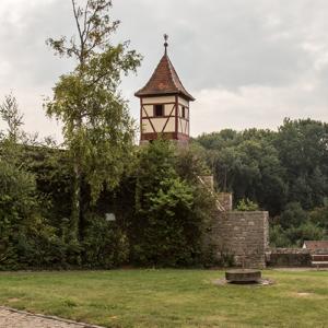 Nürnberger Türmchen Bad Wimpfen