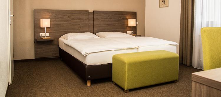 Doppelzimmer Superior in Bad Wimpfen bei Hotel Wagner