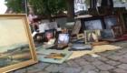 Montmartre 2017 - Bad Wimpfen - Kunstwerke