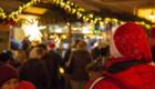 Weihnachtsmarkt Bad Wimpfen - Weihachtsmann