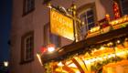 Weihnachtsmarkt Bad Wimpfen - Crepes Stand