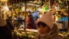 Weihnachtsmarkt Bad Wimpfen - Essenstand